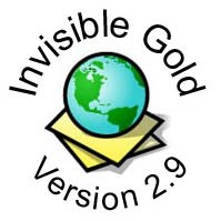 December 15th, 2005 - Windsor, CT - Invisible Gold, LLC. Announces Version 2.9 of Their Editable Website Software.