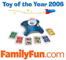 "Two Invisible Gold customers helped create a 2006 ""Toy of the Year"" award winner"
