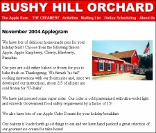 Customer Profile: Bushy Hill Orchard