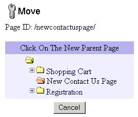 Moving Pages